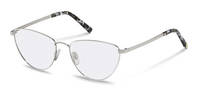 Rodenstock Capsule Collection-Bingkai koreksi-RR216-white/silver