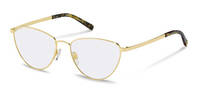 Rodenstock Capsule Collection-Bingkai koreksi-RR216-gold/blackgoldstructured