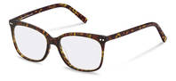 Rodenstock Capsule Collection-Bingkai koreksi-RR452-havana
