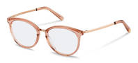 Rodenstock Capsule Collection-Bingkai koreksi-RR457-coral/rosegold
