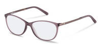 Rodenstock-Bingkai koreksi-R5315-violet, light brown