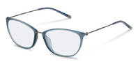 Rodenstock-Bingkai koreksi-R7066-blue, light gun