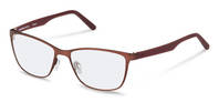 Rodenstock-Bingkai koreksi-R7067-dark red