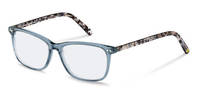 rocco by Rodenstock-Bingkai koreksi-RR444-blue, blue structured