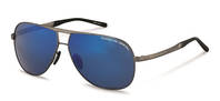 Porsche Design-Sunglasses-P8657-grey