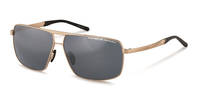 Porsche Design-Sunglasses-P8658-gold
