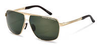 Porsche Design-Sunglasses-P8665-gold