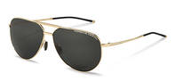 Porsche Design-Sunglasses-P8688-gold