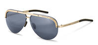Porsche Design-Sunglasses-P8693-gold