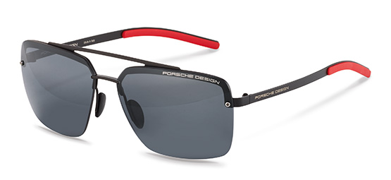 Porsche Design-Sunglasses-P8694-black