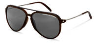 Porsche Design-Sunglasses-P8912-brown/grey