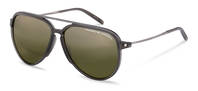 Porsche Design-Sunglasses-P8912-lightgrey/darkgun