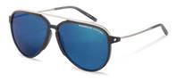 Porsche Design-Sunglasses-P8912-darkgrey/palladium