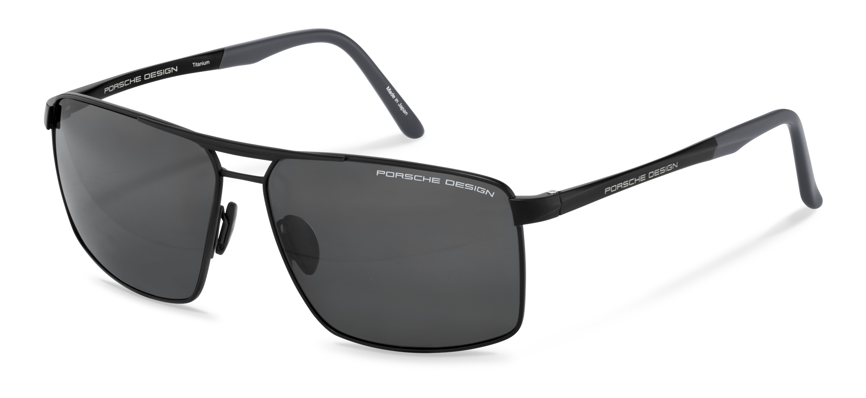 Porsche Design-Sunglasses-P8918-black/grey