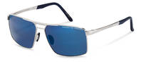 Porsche Design-Sunglasses-P8918-palladium/blue