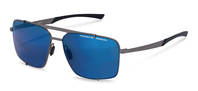Porsche Design-Sunglasses-P8919-gunmetal/black