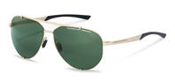 Porsche Design-Sunglasses-P8920-lightgold/black