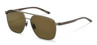 Porsche Design-Sunglasses-P8927-darkgun/darkred