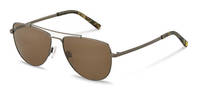 Rodenstock Capsule Collection-Sunglasses-RR105-darkgun/olivegreen