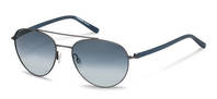 Rodenstock-Sunglasses-R1424-darkgun/blue