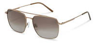 Rodenstock-Sunglasses-R1432-bronce/brown
