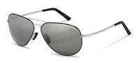 Porsche Design-Sunglasses-P8508-palladium/black
