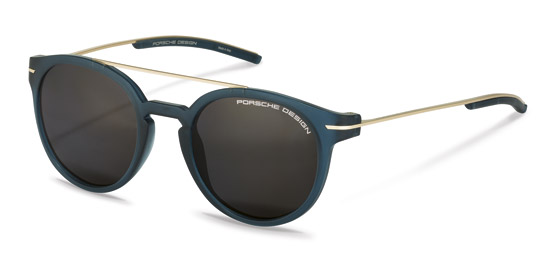 Porsche Design-Sunglasses-P8644-black/gun