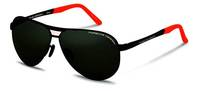 Porsche Design-Sunglasses-P8649-black.