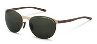 Porsche Design-Sunglasses-P8660-gold