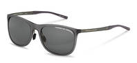 Porsche Design-Sunglasses-P8672-greytransparent