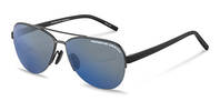 Porsche Design-Sunglasses-P8676-grey