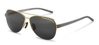 Porsche Design-Sunglasses-P8676-gold