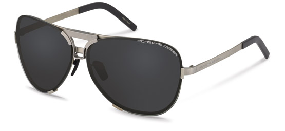Porsche Design-Sunglasses-P8678-darkgun