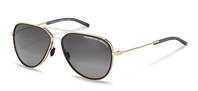 Porsche Design-Sunglasses-P8691-gold