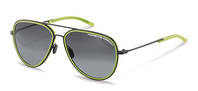 Porsche Design-Sunglasses-P8691-black/yellow