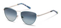 Rodenstock Capsule Collection-Sunglasses-RR106-lightblue/silver