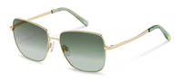 Rodenstock Capsule Collection-Sunglasses-RR109-lightgreen/lightgold