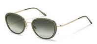 Rodenstock-Sunglasses-R3303-green/lightgold