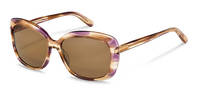 Rodenstock-Sunglasses-R3308-brownvioletstructured