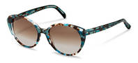 Rodenstock-Sunglasses-R3316-turquoise/havanalayered