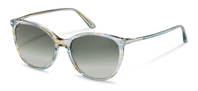 Rodenstock-Sunglasses-R3322-turquoisestructured/silver