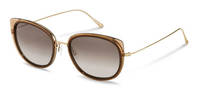 Rodenstock-Sunglasses-R7416-brown/gold