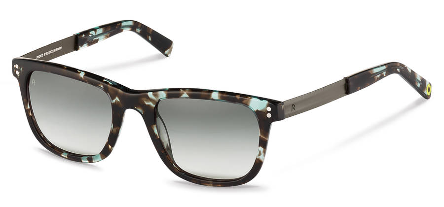 Rodenstock Capsule Collection-Occhiali da sole-RR322-bluehavana.darkgun