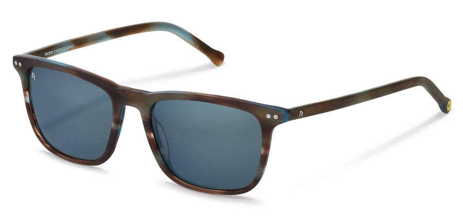 Rodenstock Capsule Collection-Occhiali da sole-RR327-brownbluehavana