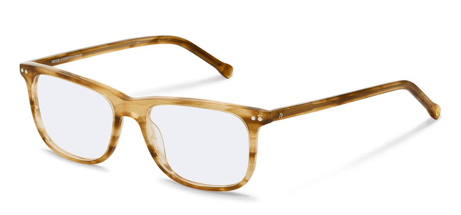 Rodenstock Capsule Collection-Occhiali da vista-RR433-lightbrownstructured