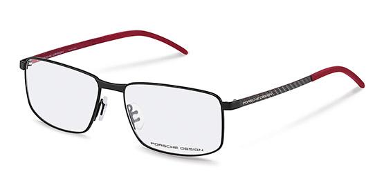Occhiali da vista rossi per unisex Porsche Design 7XFy4oBzo