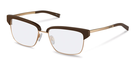 JIL SANDER-Brillestel-J2011-brown