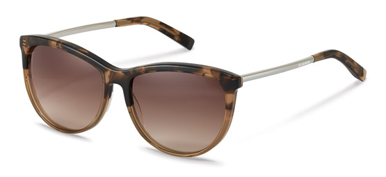 Jil Sander-Solglasögon-J3013-black, rose gold