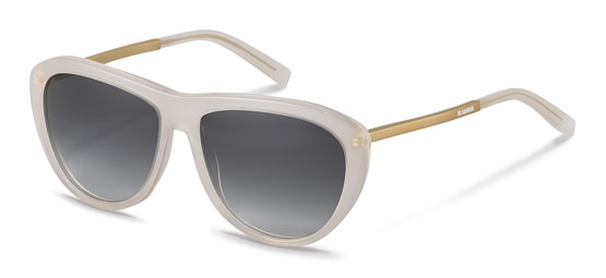 Jil Sander-Sunglasses-J3015-black, gold