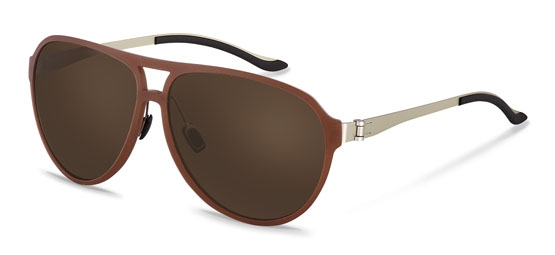 Mercedes-Benz Style-Sunglasses-M3017-chocolate, silver